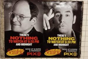 Seinfeld Ad