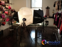 eProduct Photography on location
